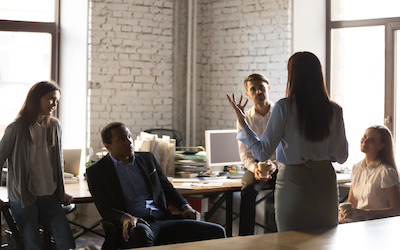 Authentisch kommunizieren